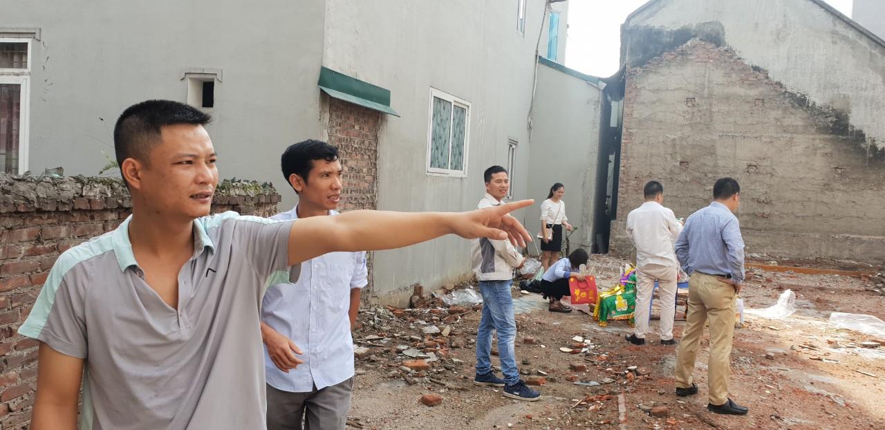 Khởi công xây Tổ hợp cụm nhà Riêng 4 tầng Ngõ 291, Phố Lê Trọng Tấn, Hà Đông, Hà Nội