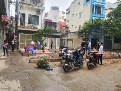 Bán nhà ngõ 14 đường Quang Trung, TDP8 phường Phú La, quận Hà Đông, Hà Nội (15.5.2021)