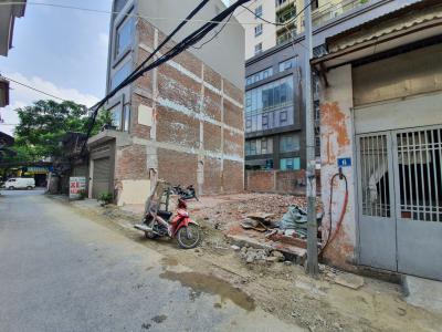 Nhà Riêng 5 tầng - Xây 3 căn bán tại ngõ phố Tô Hiệu, phường Nguyễn Trãi, Hà Đông, Hà Nội