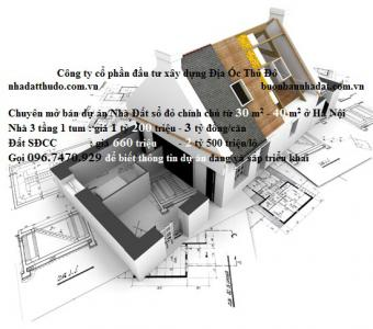 Cần tìm nhà đầu tư có đất nhàn dỗi cùng hợp tác xây dựng dự án
