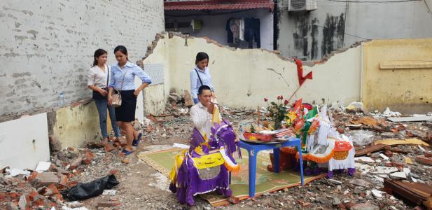 Khởi công xây Tổ hợp cụm nhà Riêng 5 tầng Khu đất Dịch vụ 4 Văn Phú, Hà Đông, Hà Nội